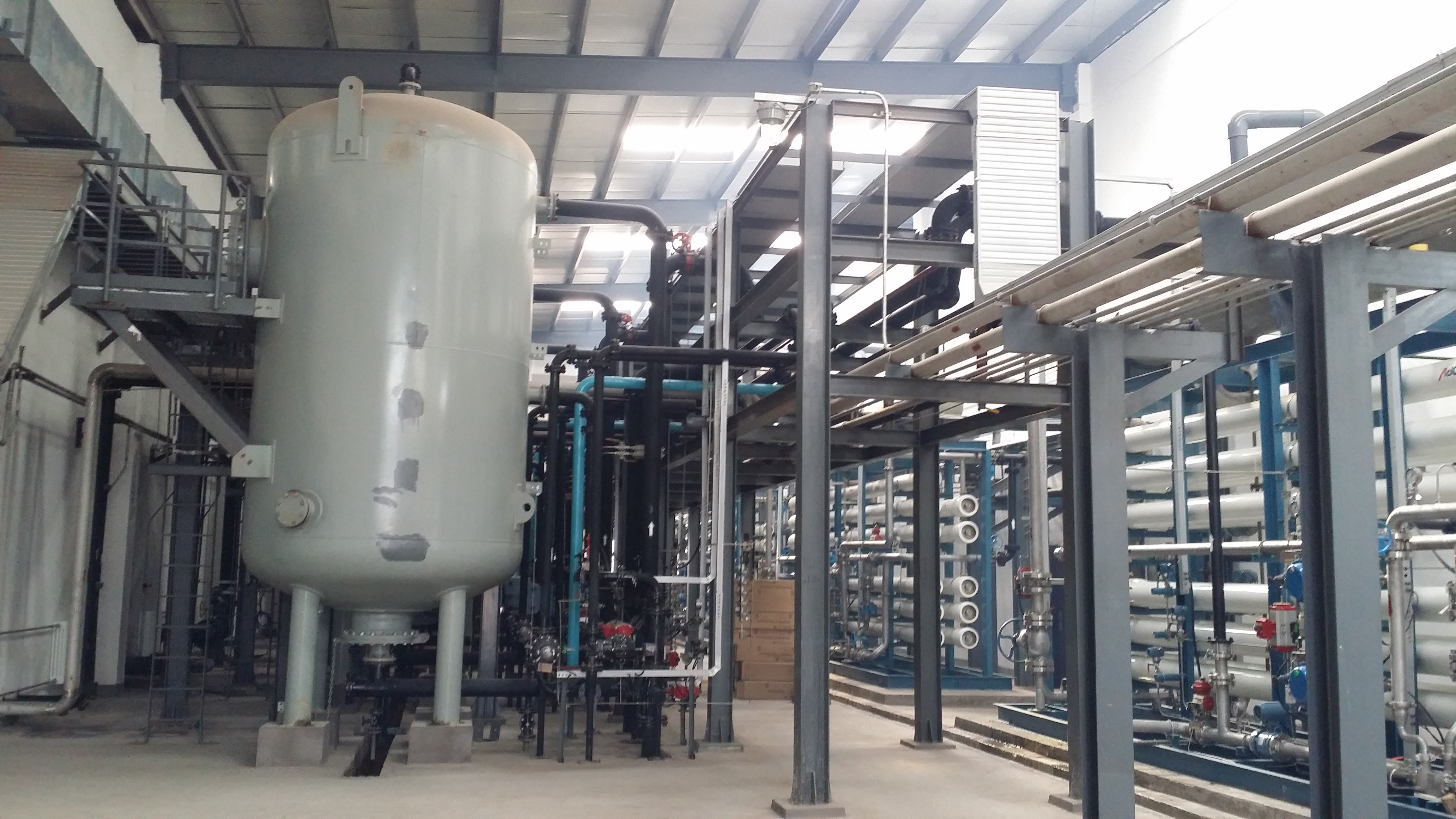Wastewater Recycle And Zero Liquid Discharge For Ctx
