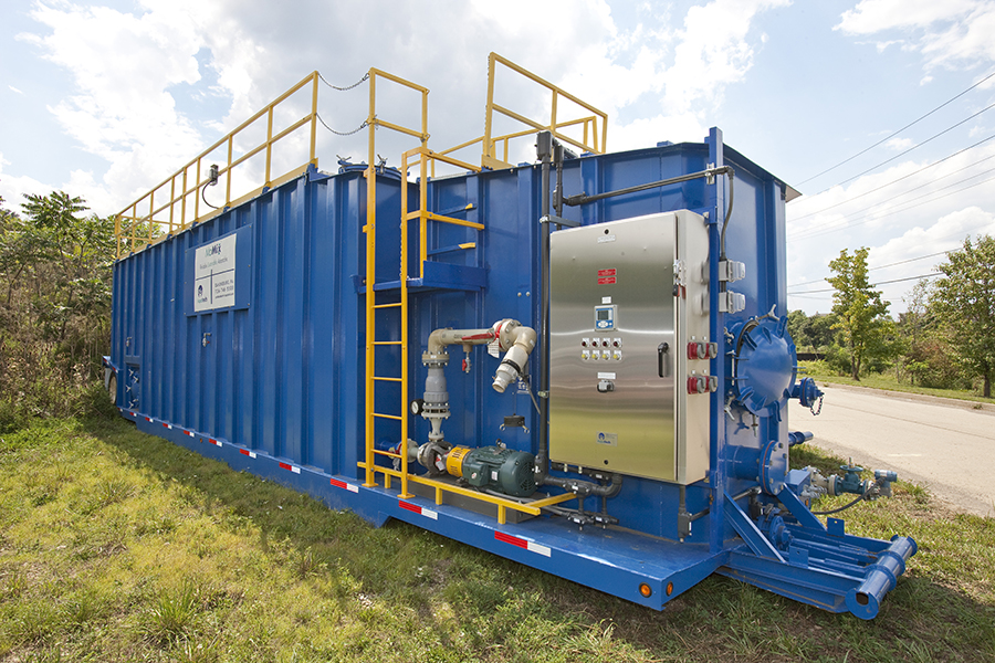 Unconventional Gas Wastewater Treatment-MoSuite