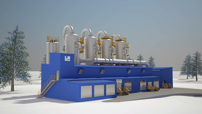 SmartMOD® Produced Water Treatment